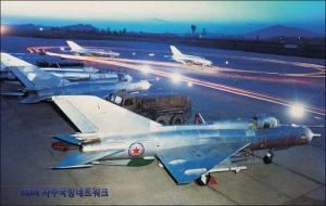 Nork MiG-21s (KDN)