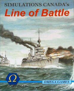 Wargame #Retroplay – Line of Battle (Second Edition, Omega Games